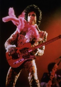 In this Jan. 11, 1985 file photo, Prince performs before a sold-out audience, in Houston. Prince's publicist has confirmed that Prince died at his his home in Minnesota, Thursday, April 21, 2016. He was 57.   AP Photo/F. Carter Smith, File; St. George News
