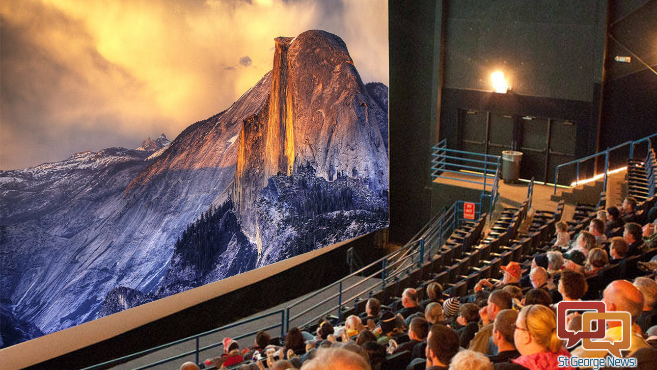 """eb2a183054 2 special showings of """"A National Parks Adventure"""" IMAX 3-D film benefit  Zion National Park – St George News"""