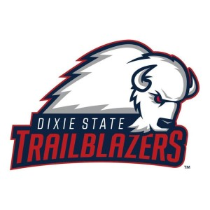 Dixie State University's new logo. St. George, Utah, April 11, 2016 | Courtesy of Dixie State University, St. George News