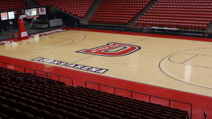 Inside the Burns Arena at Dixie State University, St. George, Utah, April 6, 2016 | Photo by Mori Kessler, St. George News