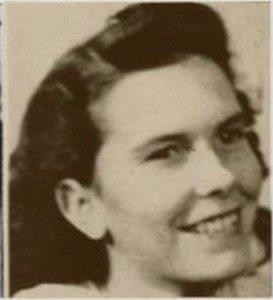 Myrlean Holden, as pictured in the 1946 Dixie High School yearbook. St. George, Utah, 1946 | Photo courtesy of Dixie High School, St. George News