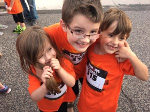 Ironman Kids Fun Run in St. George, Utah, May 6, 2016 | Photo by Hollie Reina St. George News