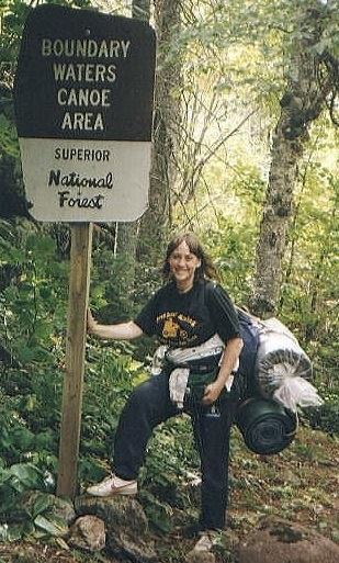 This photo of Debra Schwartz, taken in another national forest on an unspecified date, is provided to assist people in recognizing her. Schwartz was last seen Wednesday, May 4, 2016, in the Pine Flat Campground in Oak Creek Canyon, Coconino National Forest south of Flagstaff, Arizona. Anyone with information about Schwartz or her whereabouts is asked to call the Coconino Sheriff's Office at telephone 800-338-7888 | Photo (undated) courtesy of Coconino County Sheriff's Office; St. George News