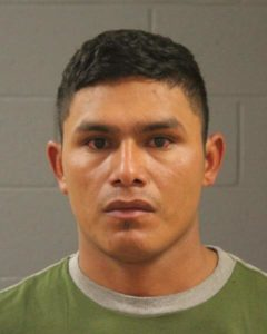 Jose Omar Cortez-Arias, of St. Cloud, Minnesota, booking photo posted May 16, 2016 | Photo courtesy of the Washington County Sheriff's Office, St. George News