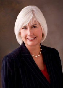 Patricia Jones, a member of the Utah State Board of Regents, will be the commencement speaker for DSU's 2016 graduation ceremonies, location and date of photo unspecified | Photo courtesy of Dixie State University, St. George News