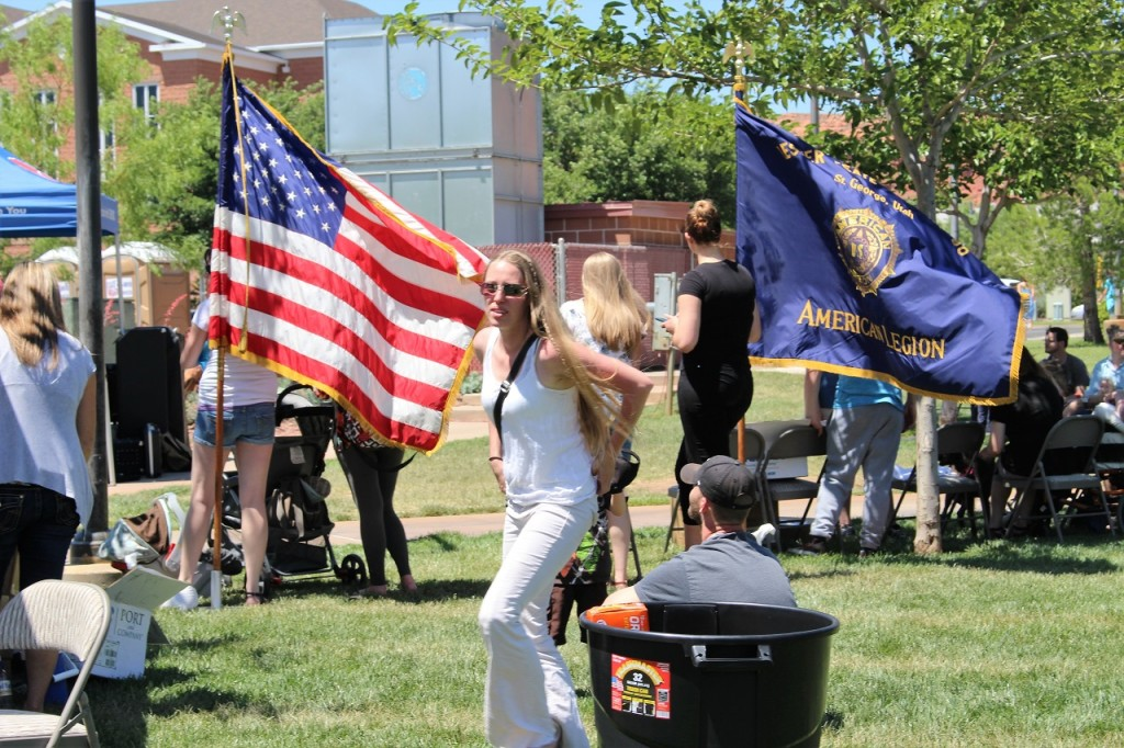 Community attends , Utah State Chili Cook-Off, St. George Town Square, St. George,, Utah, May 14, 2016 | Photo by Cody Blowers, St. George News