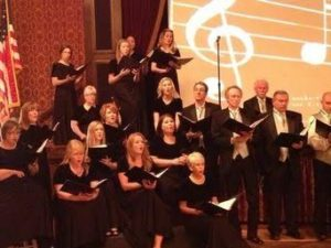 Lieto Voices in a recent concert, Undated | Photo courtesy of JJ Abernethy, St. George News