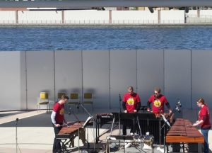 Heartland Marimba Festival artists, location and date not specified | Publicity photos courtesy of Matthew Coley, Cedar City News / St. George News