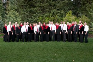 Red Rock Singers, participants in the mini-grant program, Date and location not given | Photo courtesy of Red Rock Singers, St. George News
