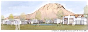 The Ivins City Council reviewed concept and sit plans for Rocky Vista University at a council meeting Thursday | Image courtesy of Ivins City