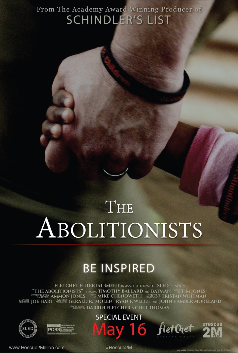 The Abolitionists movie power | Courtesy of TheAbolitionistsMovie.com, St. George News