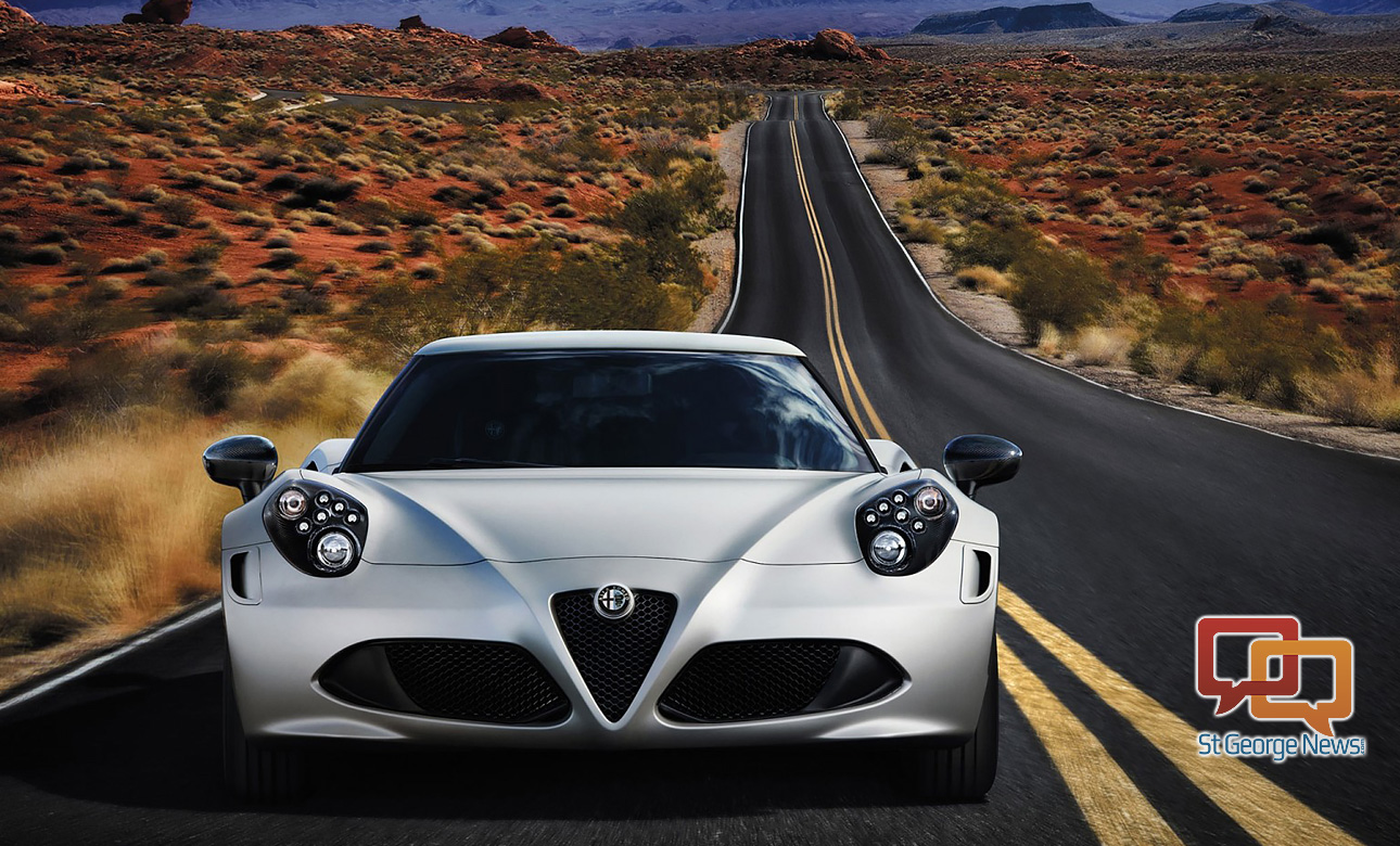 ken garff brings alfa romeo back to utah st george news. Black Bedroom Furniture Sets. Home Design Ideas