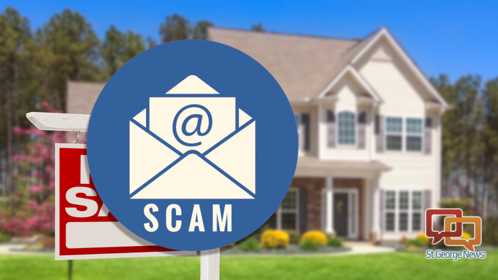 Warning: Email scam steals money through wire fraud – St George News