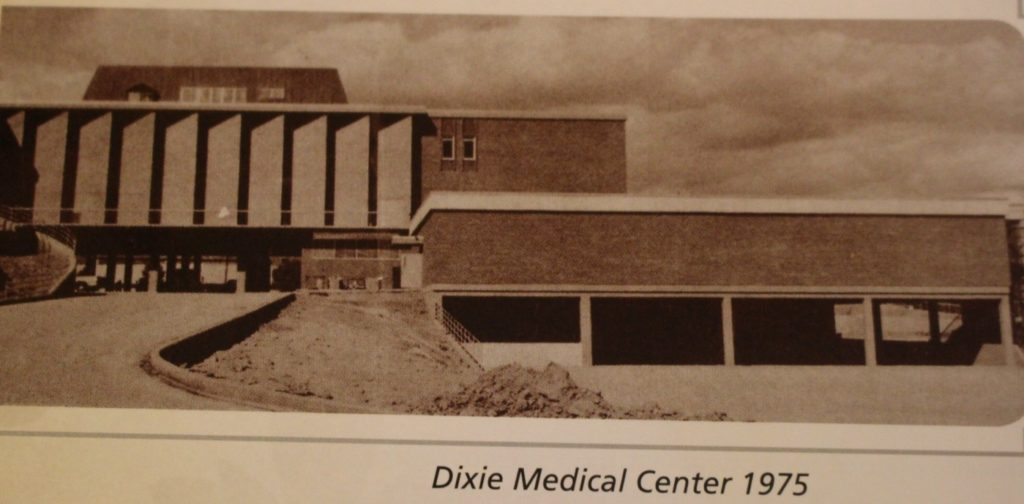 Dixie Medical Center in 1975, St. George, Circa 1975 | Photo courtesy of Intermountain Healthcare, St. George News