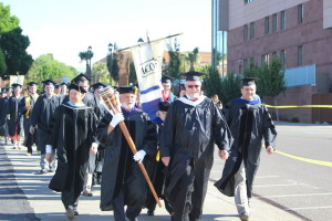 At the 105th commencement of Dixie State University, May 6, St. George, Utah | Photo by Mori Kessler, St George News