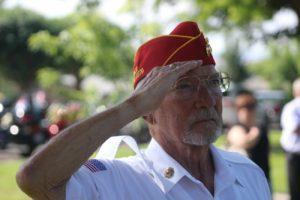 Memorial Day observance at the Veteran Park Washington City, Utah, May 29, 2016 | Photo by Mori Kessler, St. George News