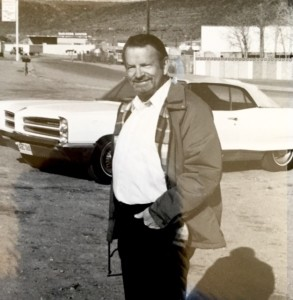 L. John Miner, former owner of KDXU Radio in the late 1960s, St. George, Utah, undated | Photo courtesy of Brent Miner, St. George News