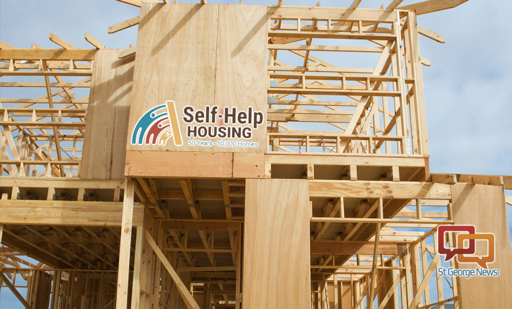 Want to build your own home five families needed for for Build your own house program