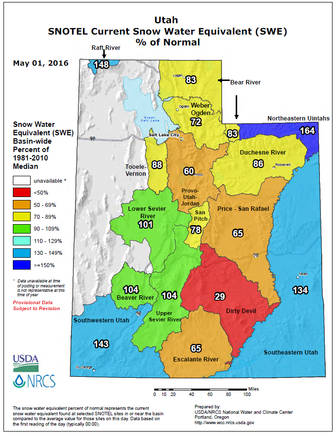 What Are Utah S Natural Resources