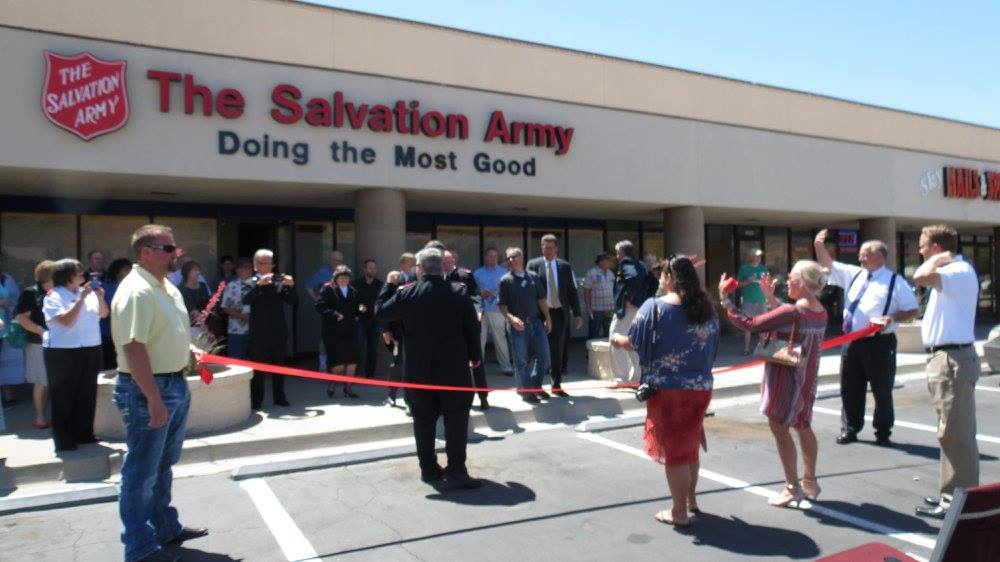 The Salvation Army opens 1st St George service center St George