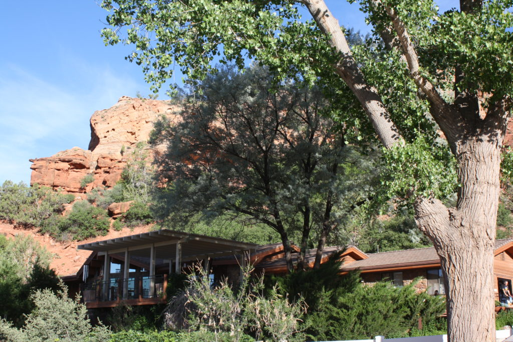 Best Friends Welcome Center - where volunteering and tour experiences begin | Photo by Reuben Wadsworth, St. George News