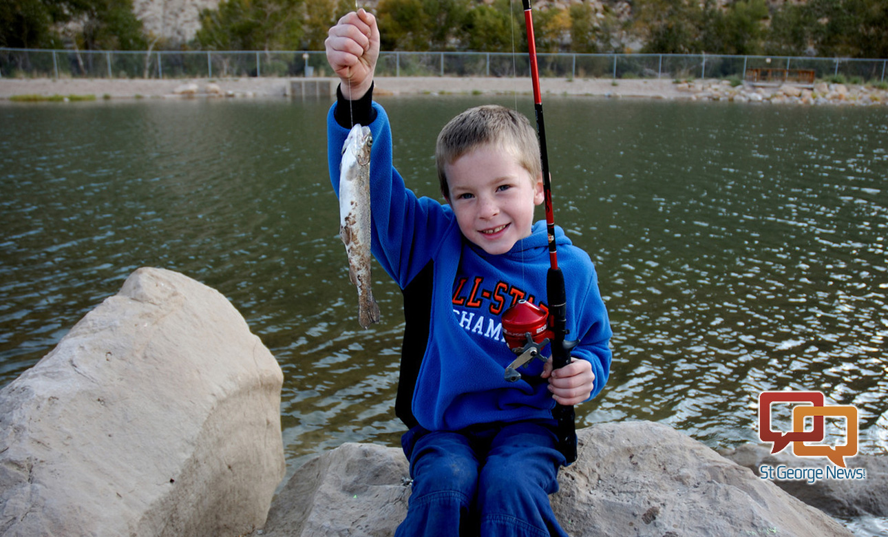 Free fishing day division of wildlife resources hosts for Free fishing day
