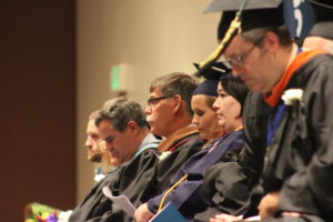 Approximately 50 graduates received their degrees from Stevens-Heneger College Wednesday, St. George, Utah, June 8, 2016 | Photo by Don Gilman, St. George News