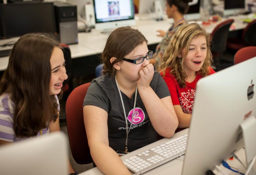 Photo courtesy of Adrian Vanderhoof/Girls Go Digital!, St. George News