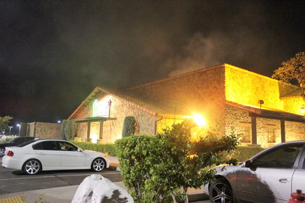 olive garden patrons evacuated when fire breaks out st george news