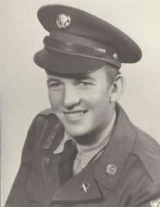 Ronald Carter Larson young