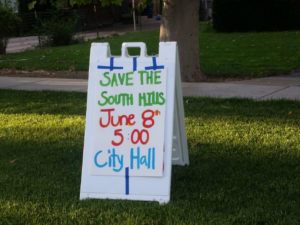 The Santa Clara City Council narrowly votes down a proposal to build a condo project in the South Hills area, Santa Clara, Utah, June 8, 2016 | Photo by Julie Applegate, St. George News
