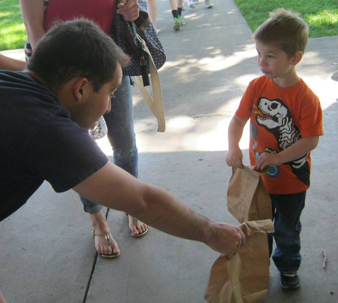 Photo courtesy of Cedar City Summer Lunch Program, St. George News