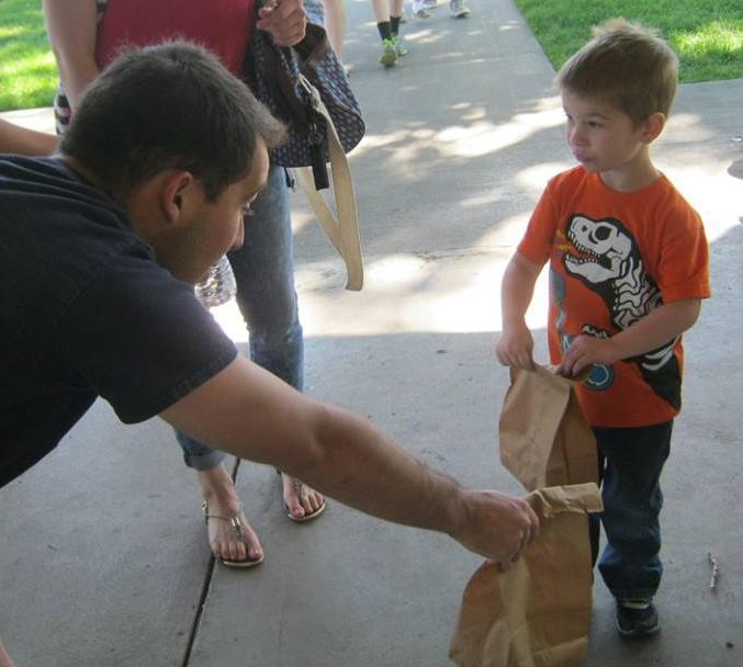 Photo courtesy of Cedar City Summer Lunch Program, St. George News