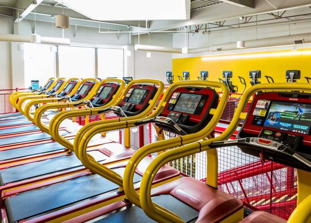 Cardio farm at Retro Fitness, Cedar City, Utah | Photo courtesy of Retro Fitness, Cedar City News / St. George News
