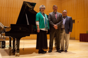 Zions Bank donates Steinway piano to Dixie State University, Date not given, Dixie State University | Photo courtesy of Dixie State University, St. George News
