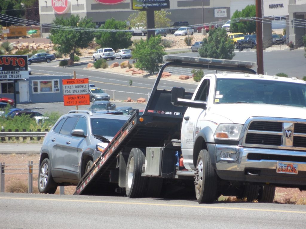 Two accidents involving six vehicles slowed traffic on Interstate 15 Friday afternoon, Washington, Utah, July 1, 2016 | Photo by Julie Applegate, St. George News