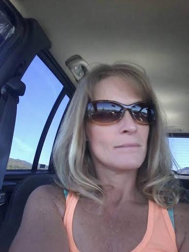 Authorities believe Mark Mair is with the woman seen in this picture, Michelle Partridge | Photo courtesy of Cedar City Police Department, St. George/Cedar City News
