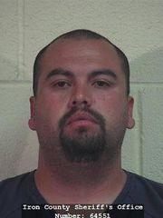 Eric Rodriguez was sentenced in May for his involvement in a 2014 murder. Cedar City, Utah Oct. 22, 2014 |Photo courtesy of Iron County Sheriff's Office, St. George/Cedar City News