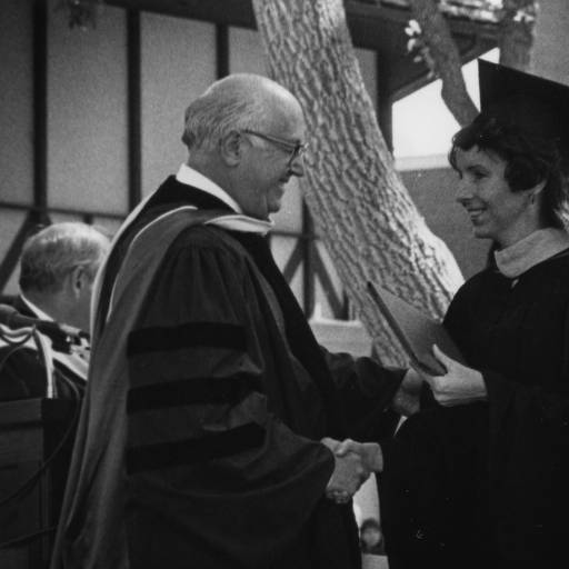 This 1985 photo shows former Cedar City Mayor and former Southern Utah University President Gerald R. Sherratt who died Friday, in Orem, Utah, the university announced in a press release, July 8, 2016 | Photo courtesy of Southern Utah University, St. George News/Cedar City News