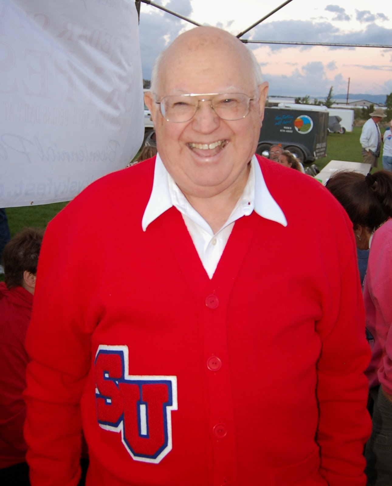 Former Cedar City Mayor and former Southern Utah University President Gerald R. Sherratt died Friday, July 8, 2016, in Orem, Utah, the university announced in a press release, July 8, 2016 | Photo provided by Southern Utah University, St. George News/Cedar City News