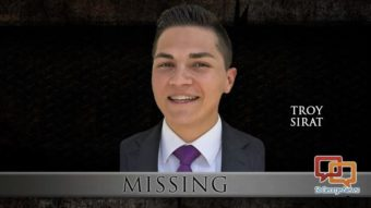 MISSING: 19-year-old Troy Sirat – St George News