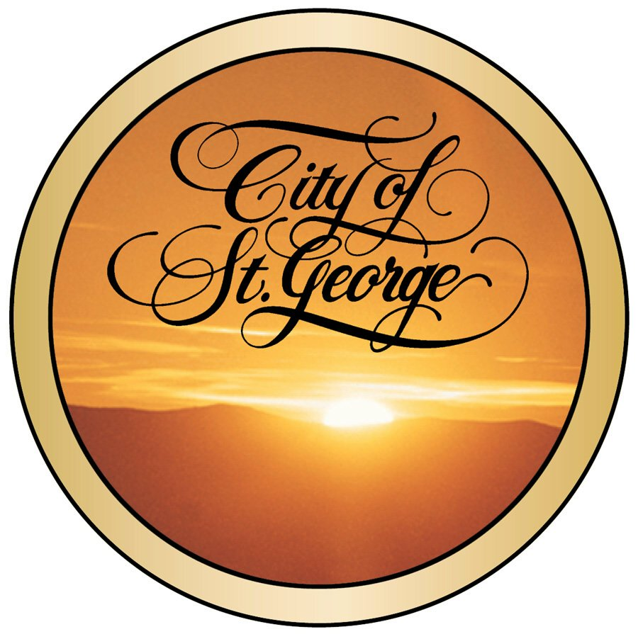 The City of St. George's long-lasting logo from the 1970s which is now being phased out for a more clean and modern design. Elements of the logo will be incorporated into the official seal of the City of St. George. | Image courtesy of the City of St. George, St. George News