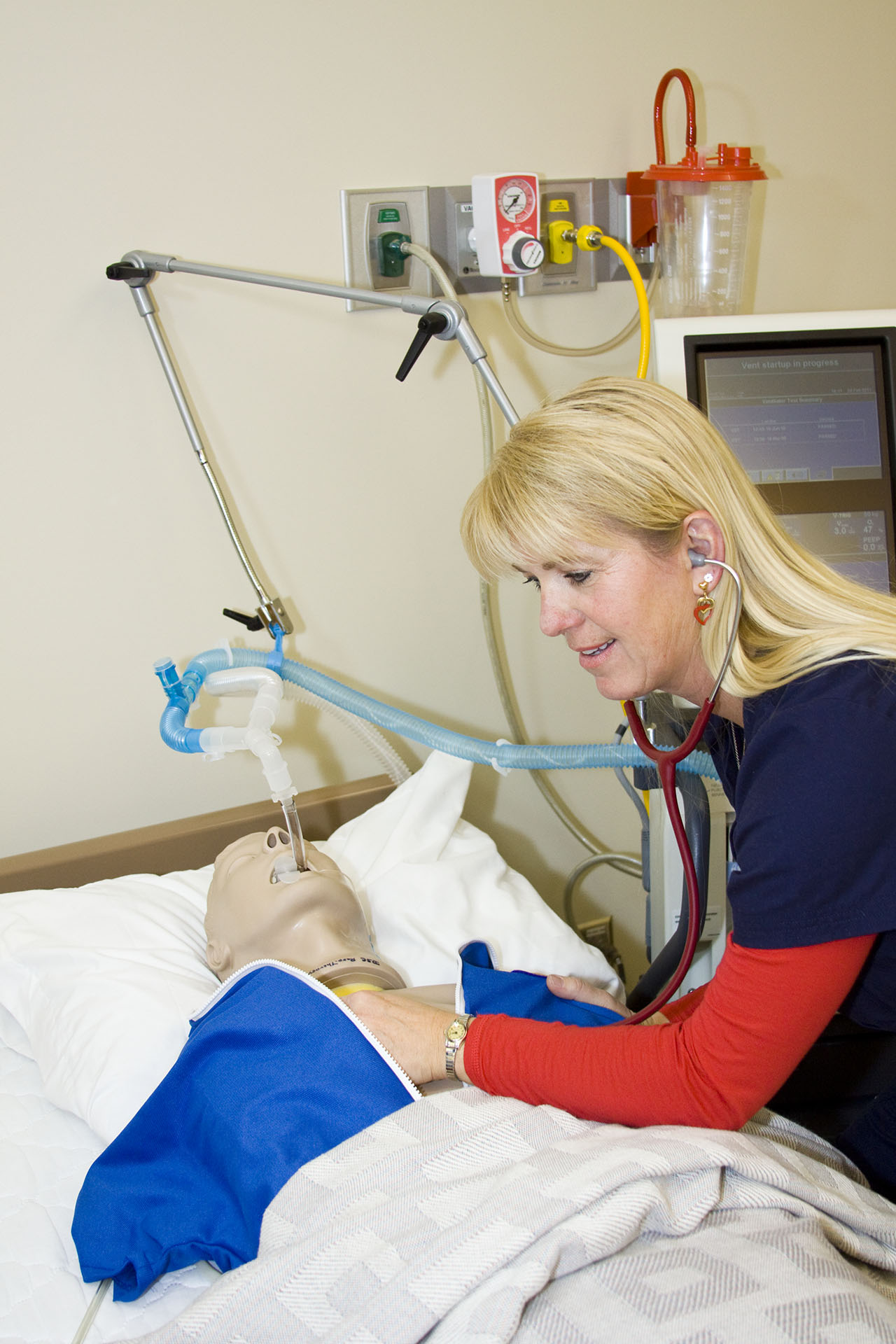 dixie state receives distinguished award for registered respiratory therapist credentialing st