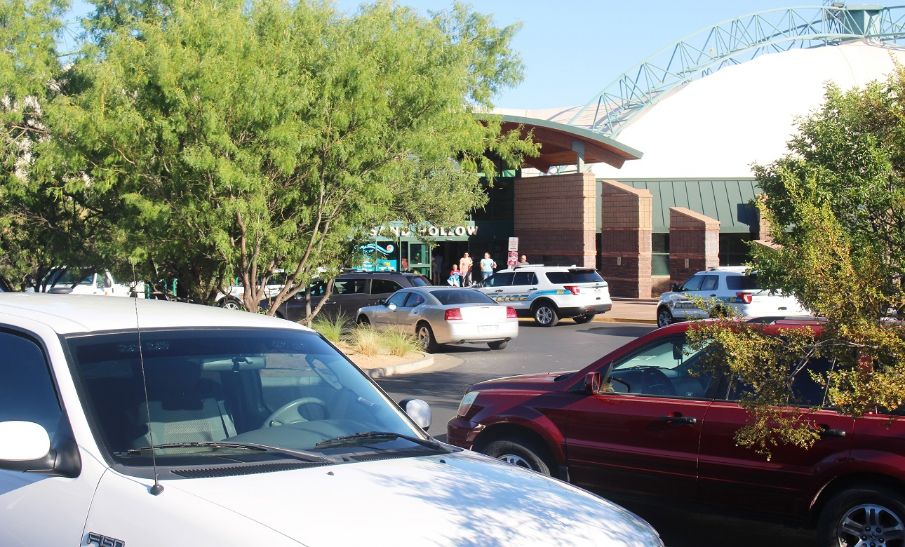 Sexual assault reported at aquatic center st george news for Sand hollow swimming pool st george