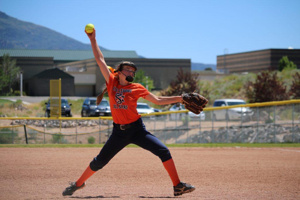 Snow Canyon's 12U softball team is headed to the Western Regional | Photo courtesy Tara Landis
