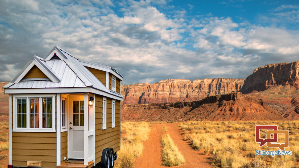 Tiny house trend on the move in Southern Utah St George News