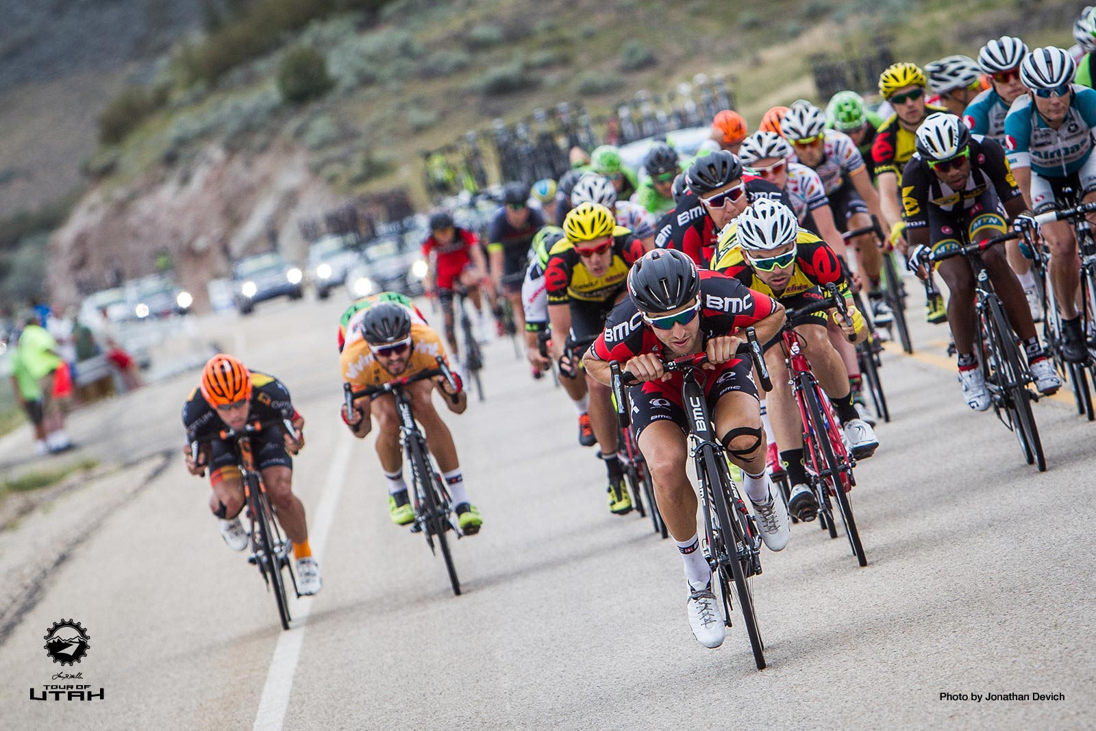 tour of utah to race its way through zion national park