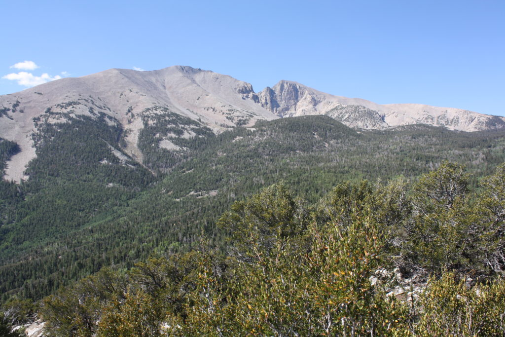 Wheeler Peak, Great Basin National Park, StGeorgeNews.com