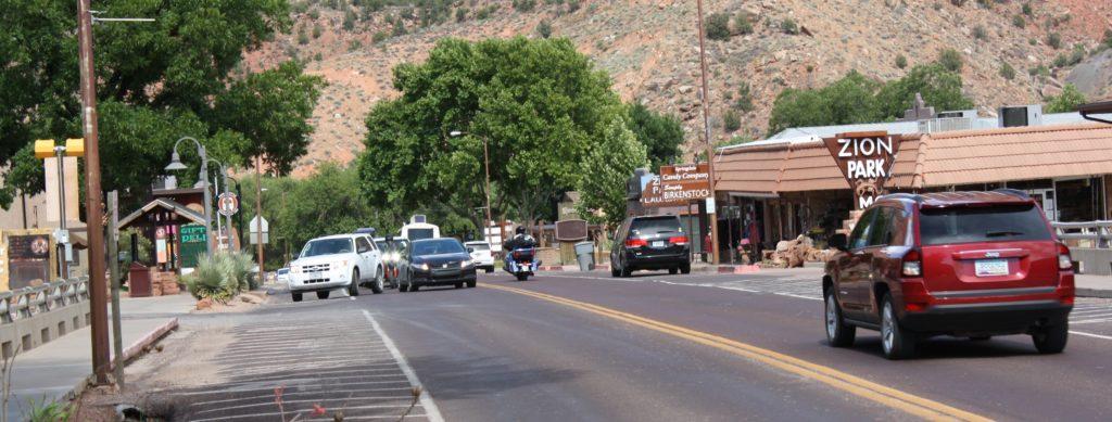 Downtown Springdale Utah - Zion National Park - StGeorgeNews.com