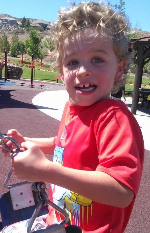 Aiden Andrew Nuzzo, 7, of St. George, died after he was found at the bottom of the Sands Motel swimming pool, 581 E. St. George Blvd., St. George, Utah, Aug. 8, 2016 , photo location and date unspecified | Photo courtesy of Fight Aiden Fight GoFundMe page, St. George News